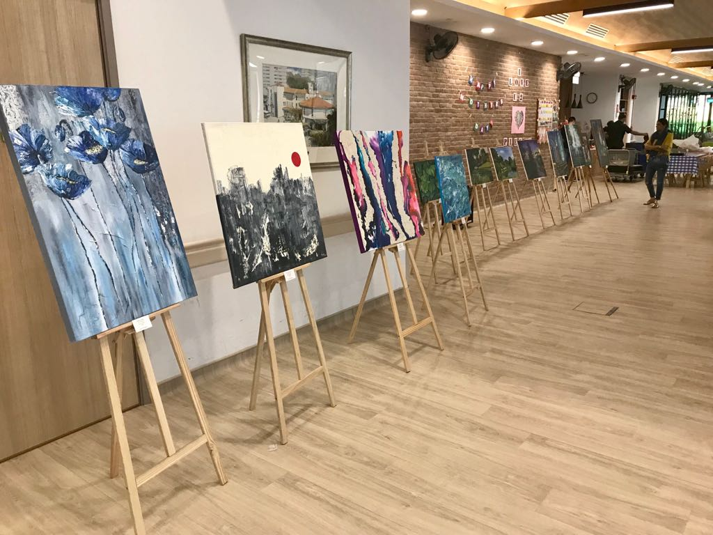 Assisi Charity Exhibition