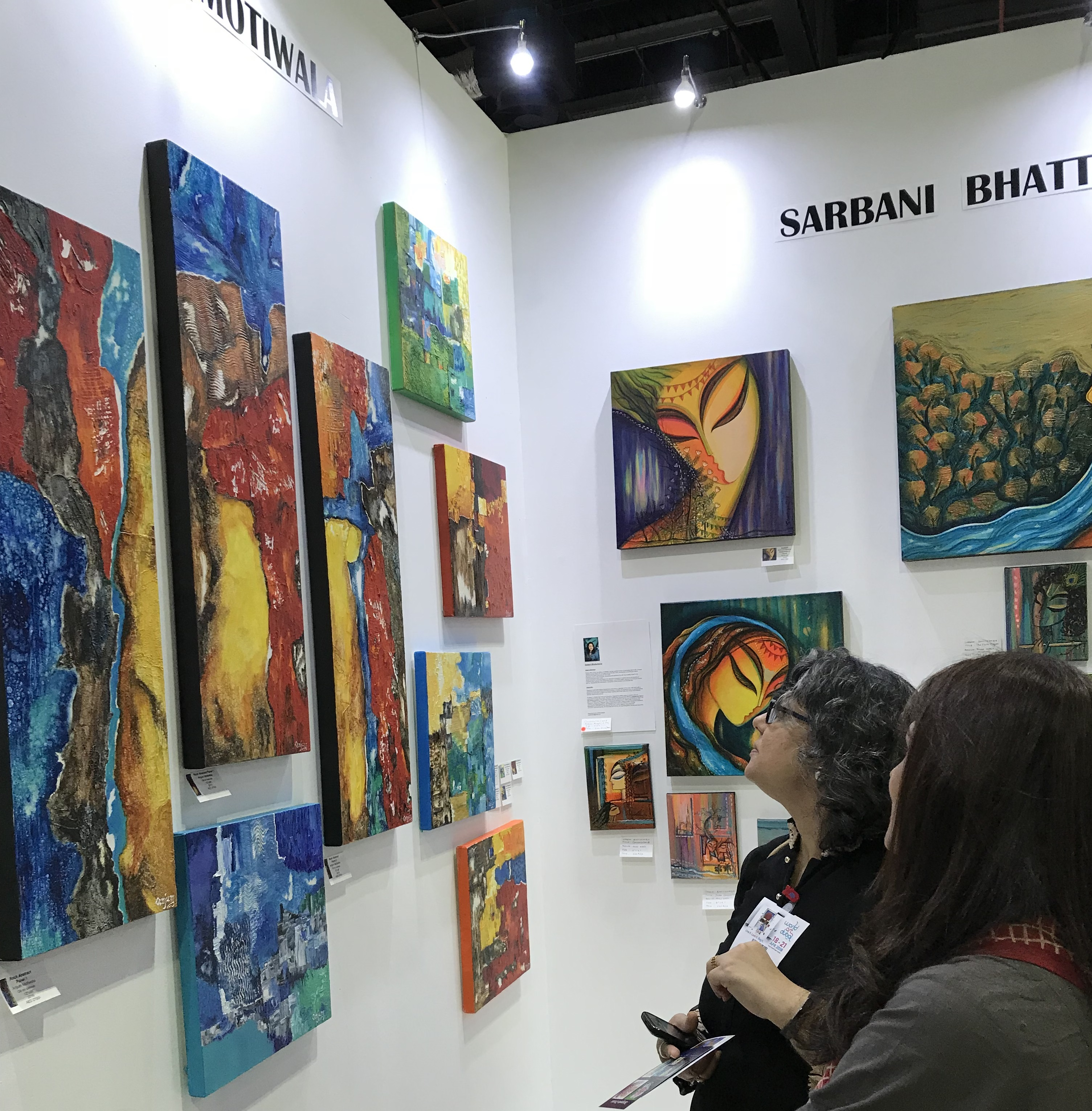 Studio Fine Art Gallery at World Art Dubai